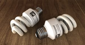 Eco-friendly lightbulbs